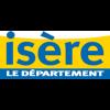 logo Isère le Département, Rhône-Alpes.