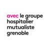 logo Groupe Hospitalier Mutualiste de Grenoble, Isère, Auvergne-Rhône-Alpes - GROUPE AVEC