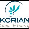 logo KORIAN CANAL de l'OURCQ