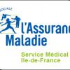 logo DRSM direction régionale du service médical d´ Ile de France