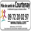 logo POLE DE SANTE DE COURTENAY