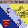 logo Maire de Saint-Alban du Rhône