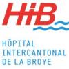 logo Hôpital Intercantonal de la Broye