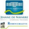 logo CH Jeanne de Navarre