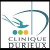 logo Clinique Durieux à Tampon, à La Réunion, dans les Dom Tom.
