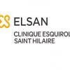 logo Clinique Esquirol Saint Hilaire, Agen, Lot et Garonne, Aquitaine.